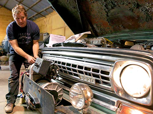 Jeep Wagoneer Headlight Upgrade, Part -