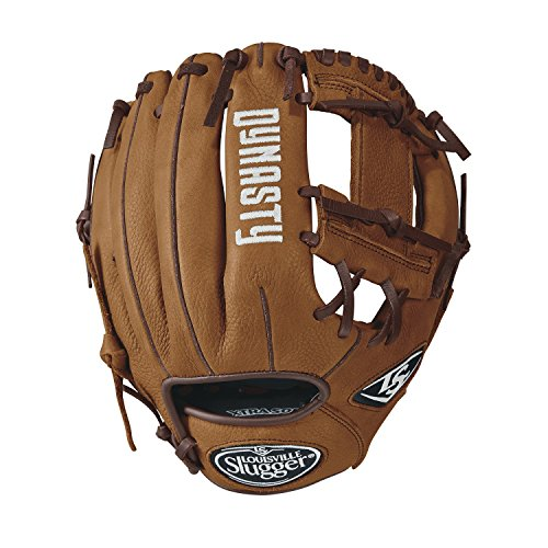 Louisville Slugger Dynasty Baseball Gloves, Left Hand, 11.5