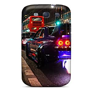 Anti-scratch And Shatterproof Nissan Skyline R33 Phone Case For Galaxy S3/ High Quality Case