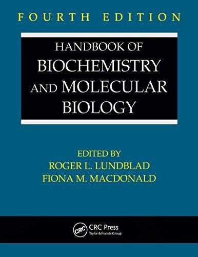 (Handbook of Biochemistry and Molecular Biology)