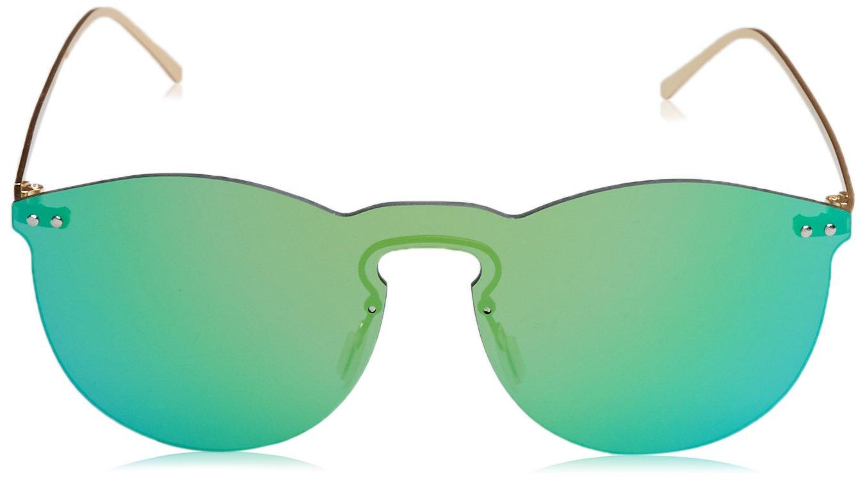 Paloalto Sunglasses p20.6 Gafas de Sol Unisex, Verde: Amazon ...