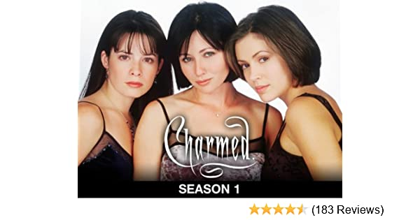 Charmed Season 1 Promo Card PC-i