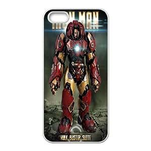 iPhone 5,5S Phone Case Iron Man Nt3069