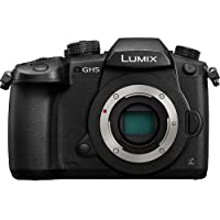 Panasonic Lumix DC-GH5 Mirrorless Micro Four Thirds Digital Camera (Body Only) (International Model) no warranty