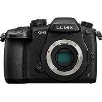 Panasonic Lumix DC-GH5 Mirrorless Micro Four Thirds Digital Camera (Body Only) (International Model) no warranty