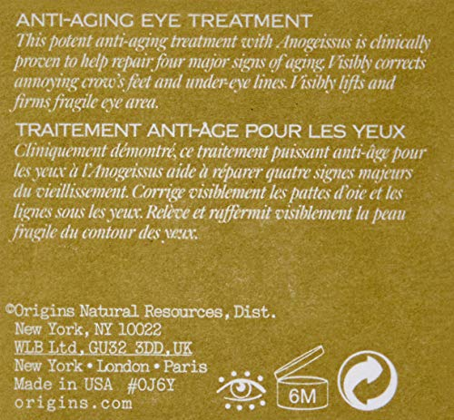 51QYojzePRL - Origins Plantscription Anti-Aging Eye Treatment, 0.5 Ounce