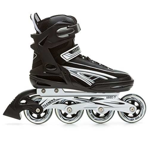 5th Element Panther XT Mens Inline Skates Black-Gray 8.0 by 5th Element (Image #2)
