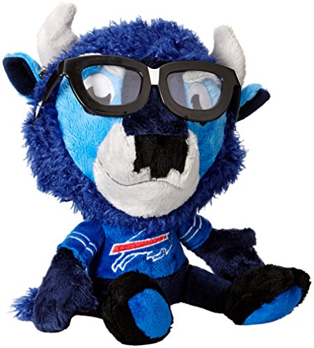 Homework Animals - NFL Buffalo Bills Study Buddy Mascot, Medium, Blue