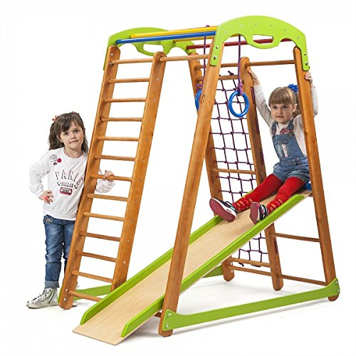 - Wooden Playgrounds Junior-1