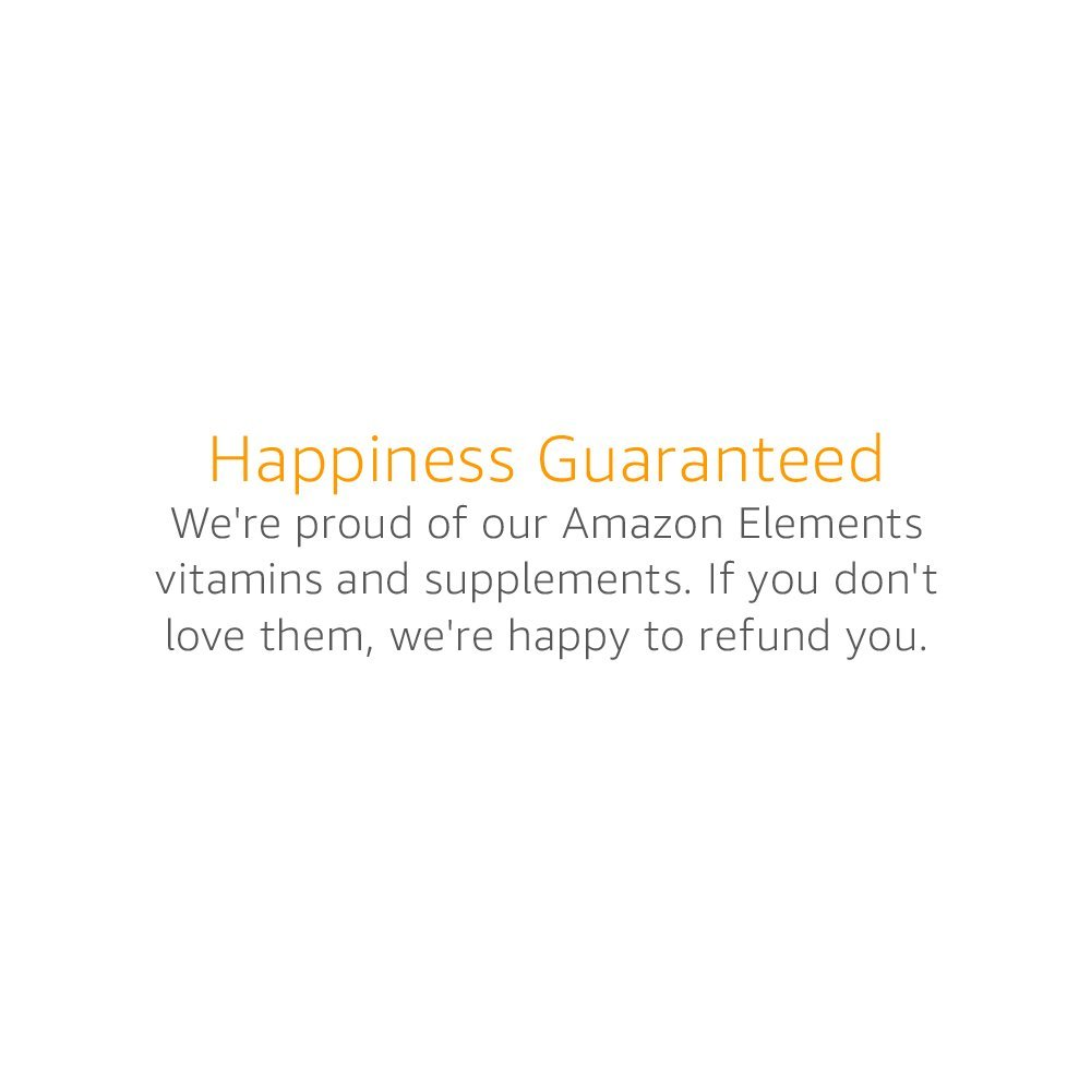 Amazon Brand - Amazon Elements Glucosamine Complex, Glucosamine Chondroitin MSM, 190 Tablets, 3 Month Supply by Amazon Elements (Image #8)
