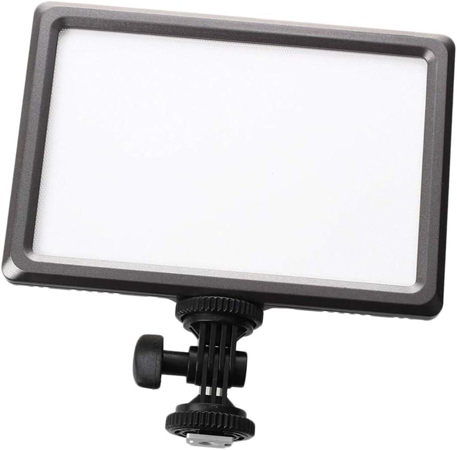 kesoto CNG 0.6 Ultra Thin 11W 112-LED Video Light Flat Panel