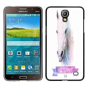 Dragon Case - FOR Samsung Galaxy Mega 2 - Laugh and grow fat - Caja protectora de pl??stico duro de la cubierta Dise?¡Ào Slim Fit