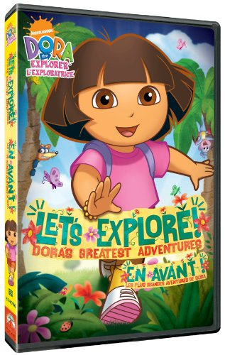 Dora The Explorer - Let's Explore: Dora's Greatest Adventures