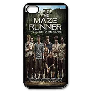 Exquisite stylish phone protection shell iPhone 4,4S Cell phone case for The Maze Runner pattern personality design
