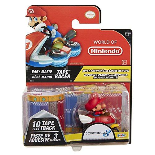 World of Nintendo Baby Mario Tape Racer ()