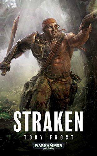 book cover of Straken