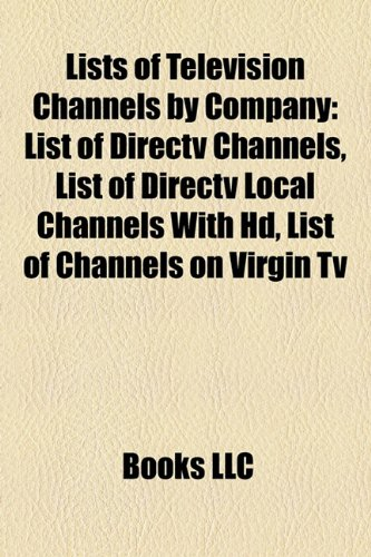 Lists of television channels by company: List of DirecTV local ...