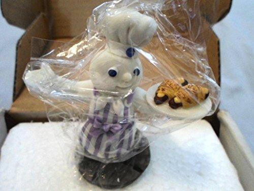 1997 Danbury Mint Pillsbury Doughboy Calendar Figurine - ...
