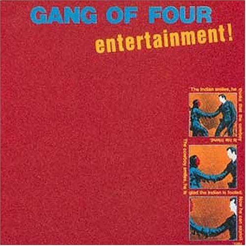 Gang Of Four: Entertainment ! (Audio CD)