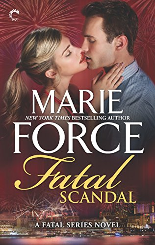 book cover of Fatal Scandal