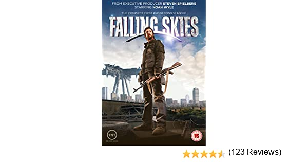 FALLING SKIES SEASONS 1-2 [Reino Unido] [DVD]: Amazon.es: Cine y ...