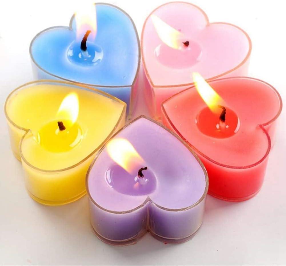 Kerzenform Dochthalter Wachskrug Noblik Kerzenherstellungskit DIY Kerzen Bastelwerkzeuge Komplettes Anf?Ngerset Inklusive Dochte Kerzen-Dochtst?Bchen 4 Zoll