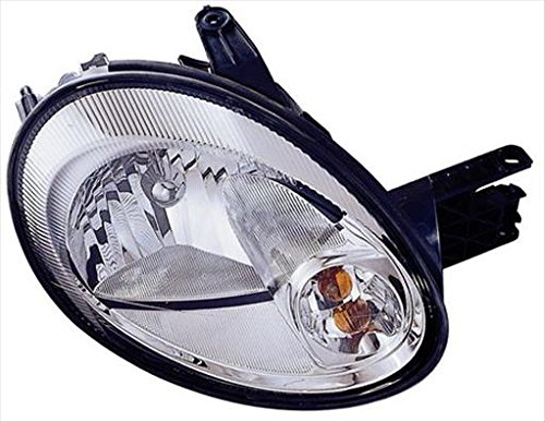 Dodge Neon Headlight Replacement - OE Replacement Headlight Assembly DODGE NEON 2003-2005 (Partslink CH2503151)