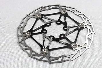 DECKAS160mm floating disc Brake mountain bike super light brake six nail plate