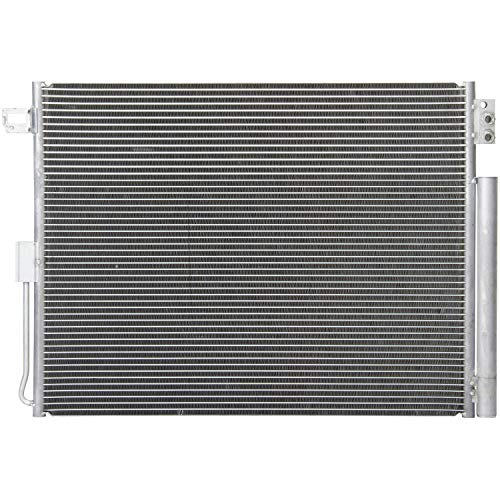 Automotive Cooling Brand A/C AC Condenser For Jeep Grand Cherokee Dodge Durango 3893 100% Tested