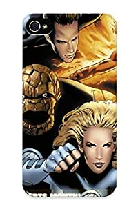Iphone High Quality Tpu Case/ Fantastic Four 4 Ic Photography 1374 Views TocLOgW1151ixulY Case Cover For Iphone 4/4s by supermalls