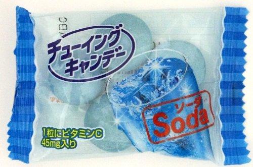 Meiji chicle de mascar caramelos de soda 5 tabletas X20 bolsas: Amazon.es: Alimentación y bebidas