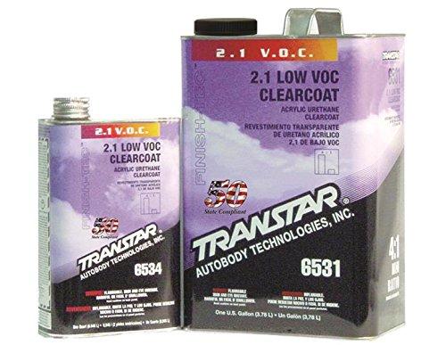 TRANSTAR (6531) 2.1 Low VOC Clear Coat - 1 Gallon