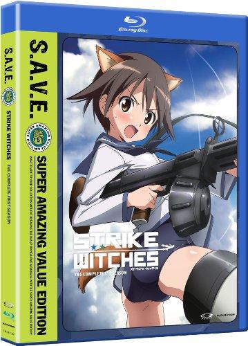 Strike Witches: Season 1 S.A.V.E. (Blu-ray/DVD (Strike Witches)