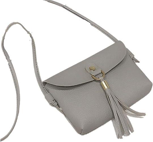 donna piccolo mini borsa a tracolla