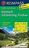 Radstadt - Schladming - Flachau: Wanderkarte mit Aktiv Guide, Radwegen und alpinen Skirouten. GPS-genau. 1:50000 (KOMPASS-Wanderkarten, Band 31)