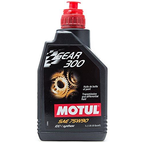 Усилитель руля Motul Gear300 75w90 Synthetic,