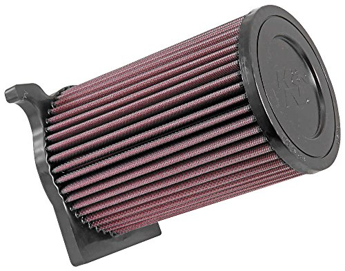New K&N High-Flow Air Filter - 2016 Yamaha 700 Grizzly 4x4 -