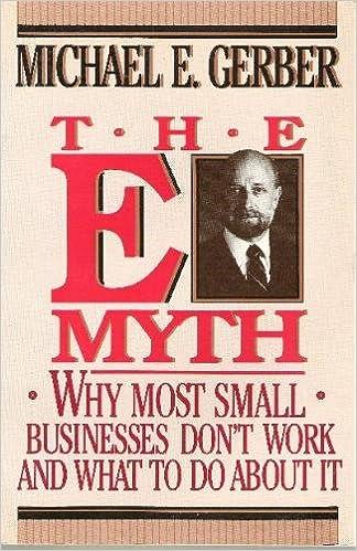 E Myth Book