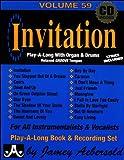 Volume 59 - Invitation, Jamey Aebersold, 1562242172