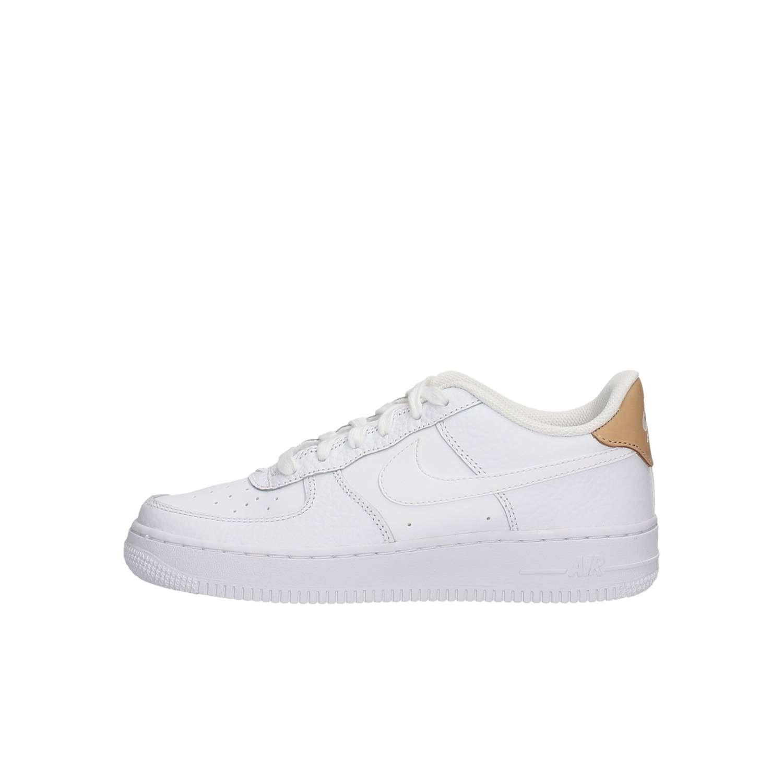 Nike AIR FORCE 1 LV8 (GS) boys basketball shoes 820438 101_4