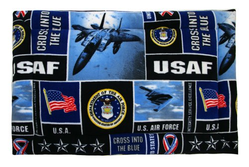 Air Force Dog Mat (L) 42'' x 28''