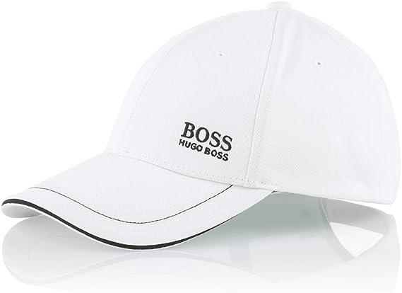 BOSS Hommes Cap US Casquette de Base-Ball en piqu/é Technique