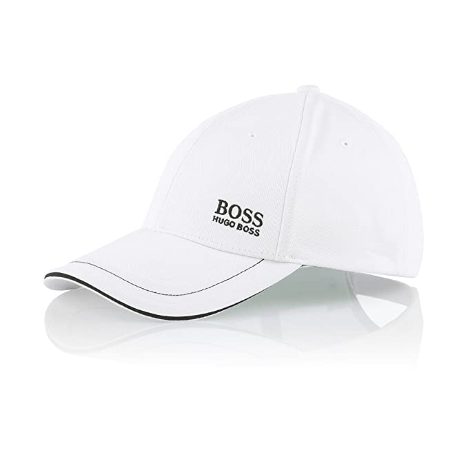 Hugo Boss - Gorra de béisbol azul marino Talla única: Amazon.es: Ropa y accesorios