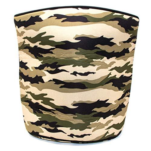 Bucket Cooler - 7mm Neoprene Sleeve for 5 Gallon Bucket (Camouflage)