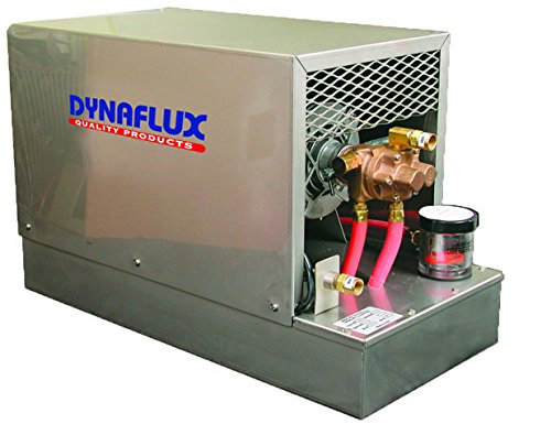 Dynaflux R1100G-230 Water Recirculators Cooling System with Rotary Gear Pump, 230VAC, 50/60 Hz, 1 Phase, 23