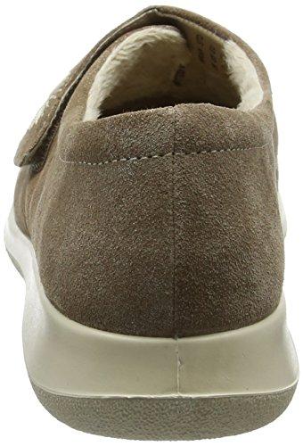 Casa truffle Estar Zapatillas Marrón De Hotter Para Por Wrap glitter Mujer qxzPwSwXt