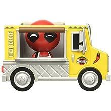 Funko Dorbz Ridez Marvel Deadpool and Chimichanga Truck