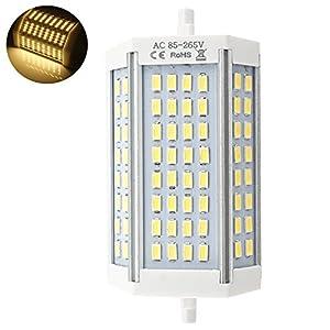 30w Ampoule Blanc Led Dimmable Doublé Extrémités Bonlux J118 R7s vNnOw8m0