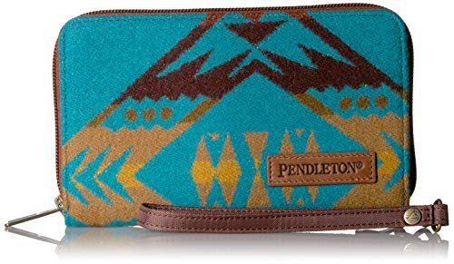 Pendleton Women's Smart Phone Wallet, Diamond Peak, One Size