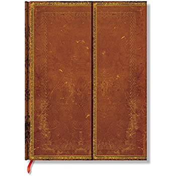Paperblanks Book Company, The Smythe Sewn Old Leather Wraps Handtooled Lined